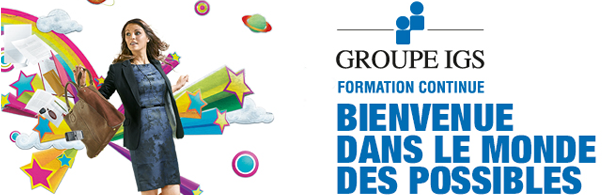 formation continue groupe IGS